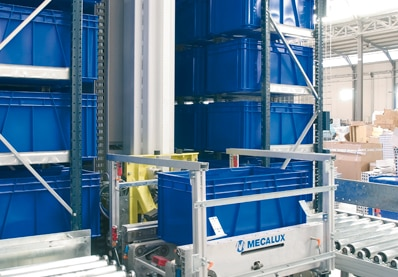 Automated Warehouse Secom