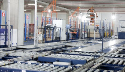 Automated Warehouse Alzamora