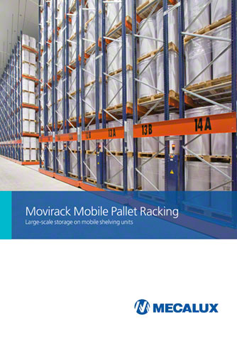 Movirack mobile pallet racking