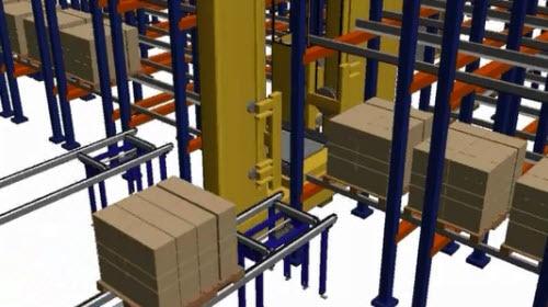 Automatic Pallet Shuttle