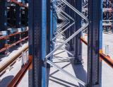 Metal racking: What finish offers greater protection against corrosion?