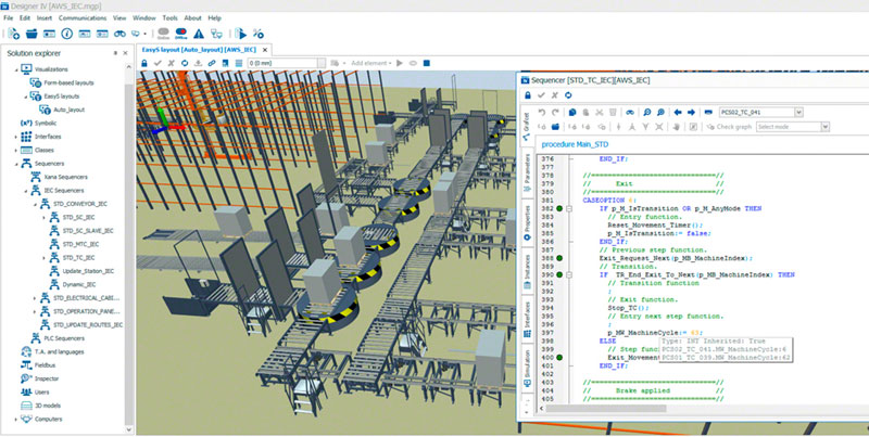 Automated Warehouse Studio (AWS): Mecalux's latest move towards standardised control systems