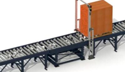 Pallet inspection: Size, weight and structure