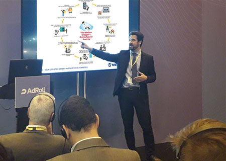 OMExpo 2018: Mecalux presents its e-commerce  software solutions in Madrid