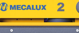 Safety scanner - Mecalux® metal shelves