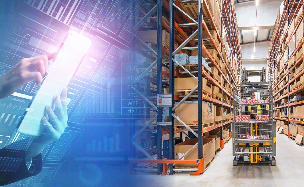Easy WMS can respond to the specificities of any warehouse