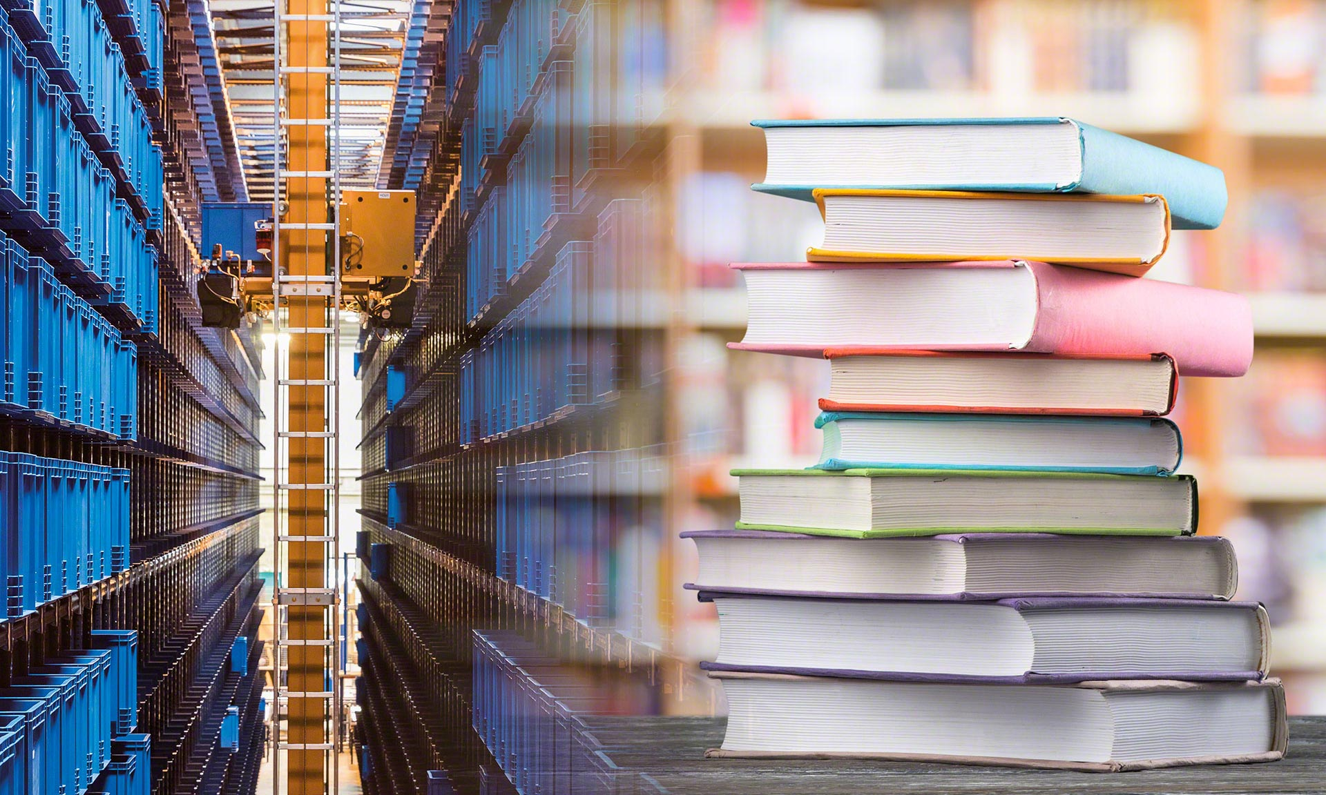 MDS: automation for textbook logistics